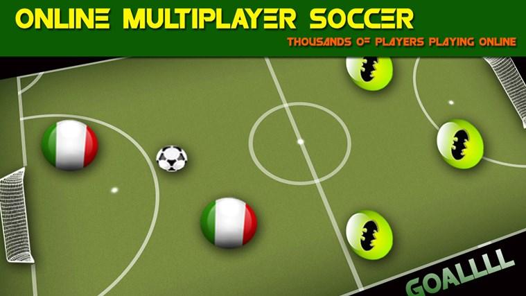 Air Soccer Fever screen shot 0