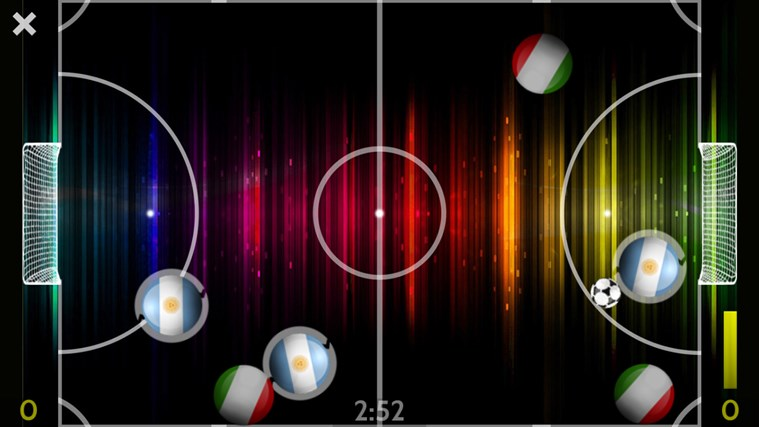 Air Soccer Fever screen shot 4