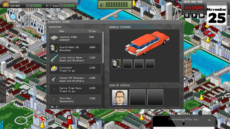 GhostControl Inc. screen shot 4
