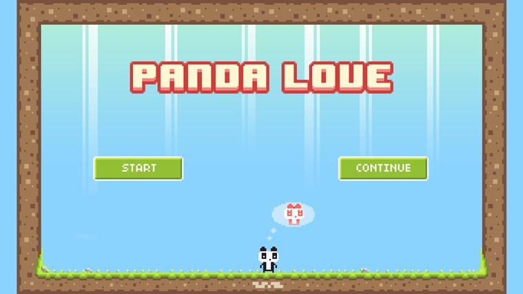 Panda Love HD snímek obrazovky 0