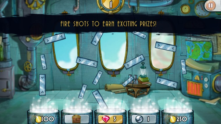 Secrets And Treasure: The Lost Cities screen shot 6