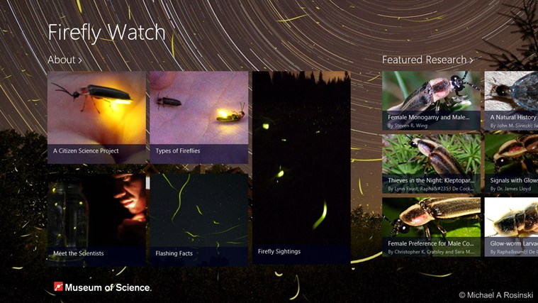 Firefly Watch screen shot 0