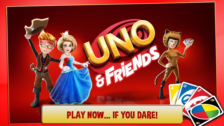 UNO ™ & Friends - The Classic Card Game Goes Social! screen shot 4