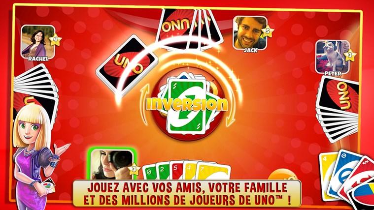 UNO ™ & Friends – Le populaire jeu de cartes devient social ! capture d'écran 0