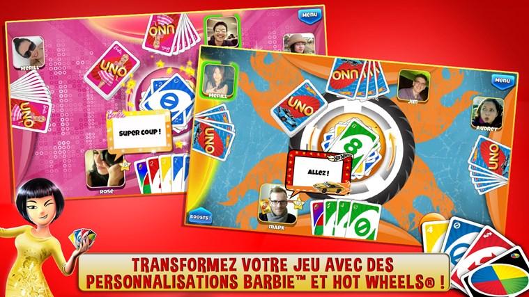 UNO ™ & Friends – Le populaire jeu de cartes devient social ! capture d'écran 2