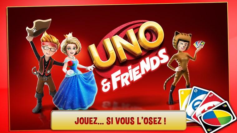 UNO ™ & Friends – Le populaire jeu de cartes devient social ! capture d'écran 4