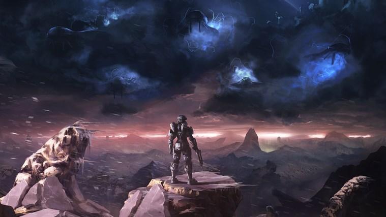 Halo: Spartan Assault schermafbeelding 0