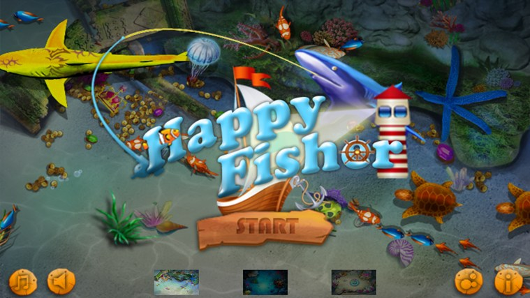 Happy Fisher for Windows Phone 3.3.3.0 full