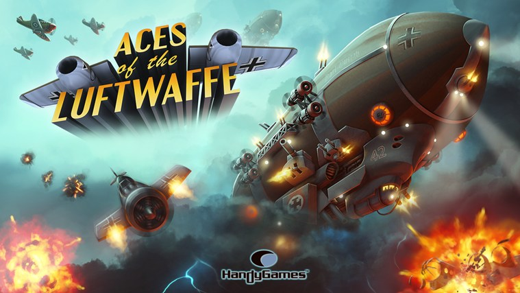 Aces of the Luftwaffe screen shot 0