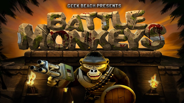 Battle Monkeys screen shot 0