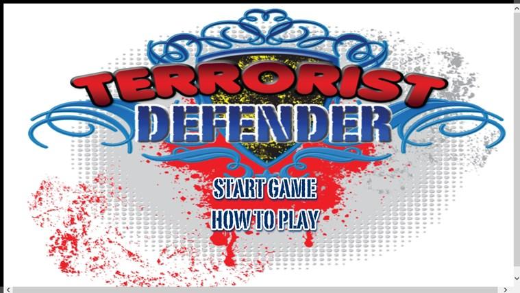 Terrorist Defender captura de pantalla 0