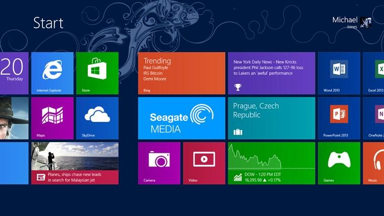 Seagate Media screen shot 6