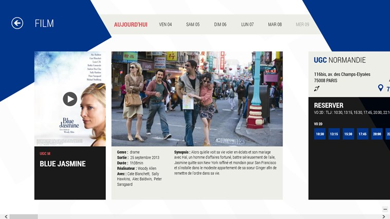 UGC direct capture d'écran 2