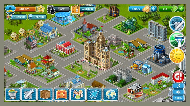 Airport City screen shot 2