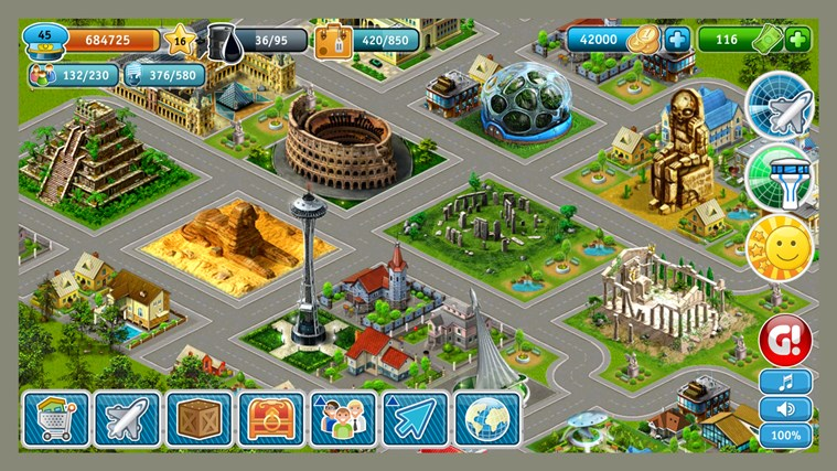 Airport City screen shot 4