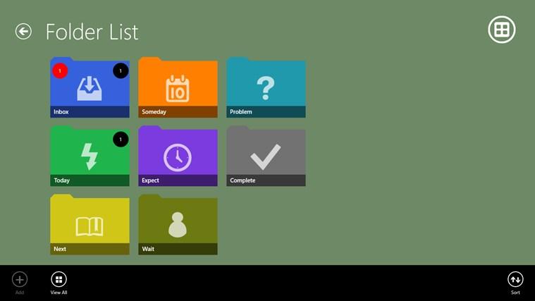 Task Lab screen shot 6
