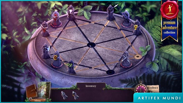 Enigmatis 2: The Mists of Ravenwood (Full) screen shot 4
