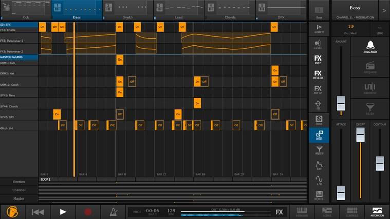 FL Studio Groove schermafbeelding 0