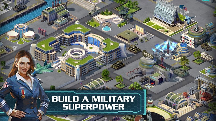 World at Arms - Wage war for your nation! screen shot 2