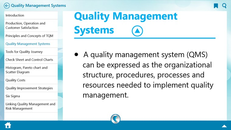 Quality Management by WAGmob captura de pantalla 6