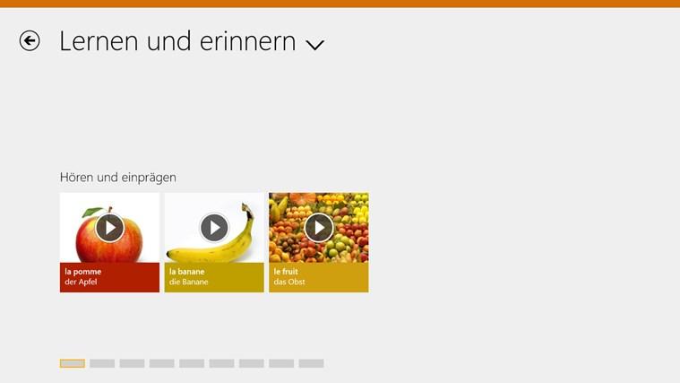Französisch lernen mit babbel.com Screenshot 2