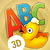 ABC Book 3D: Learn English mobile app icon