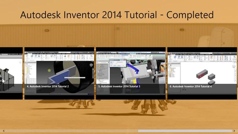 autodesk inventor tutorials pdf free download