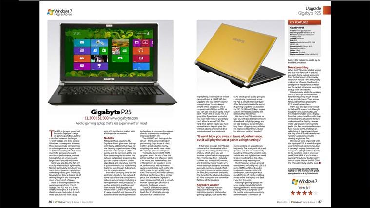 Windows 7 Help & Advice captura de ecrã 2