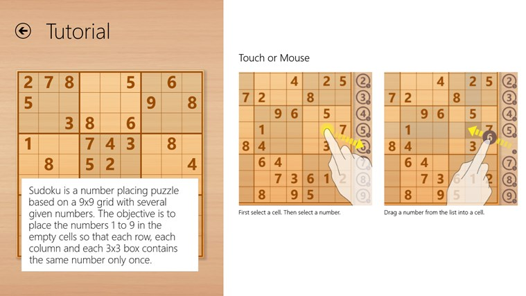 Sudoku Free screen shot 8