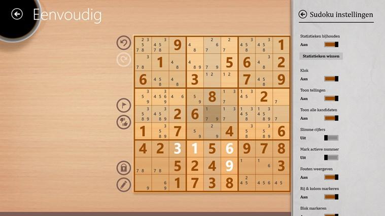 Sudoku Free schermafbeelding 6