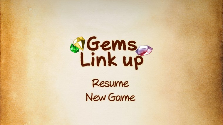 Gems Link Up-skärmbild 0