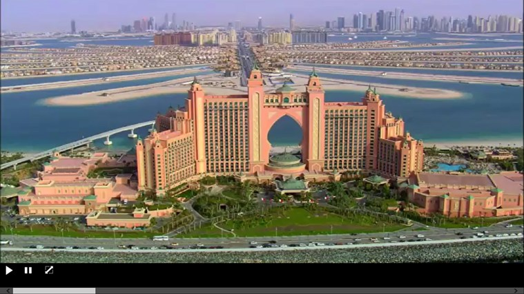 Atlantis The Palm screen shot 0