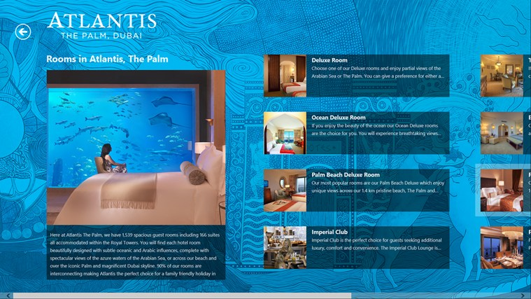 Atlantis The Palm screen shot 2