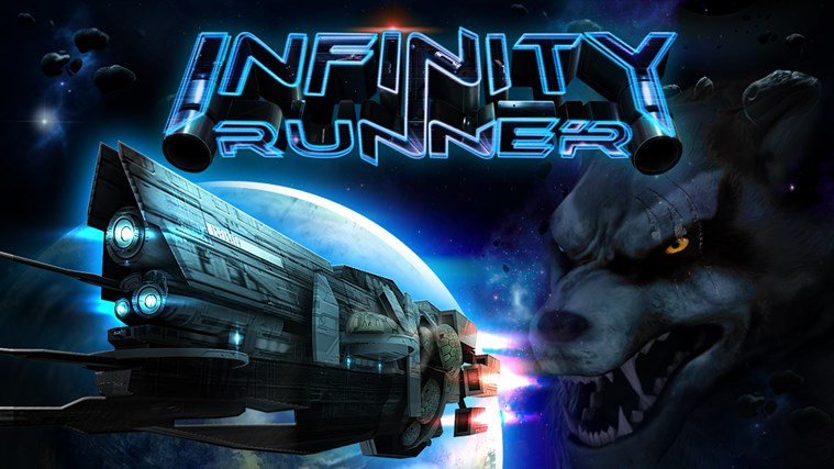 Infinity Runner HD screen shot 0