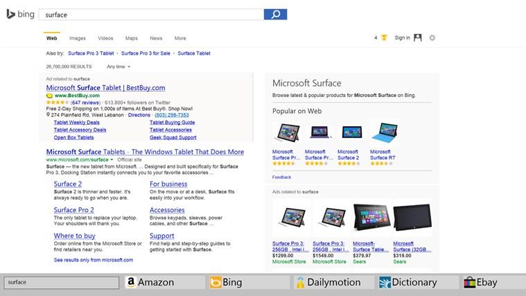 Pan-Search screen shot 0