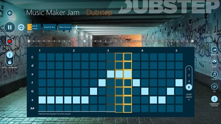 Music Maker Jam skjermbilde 6