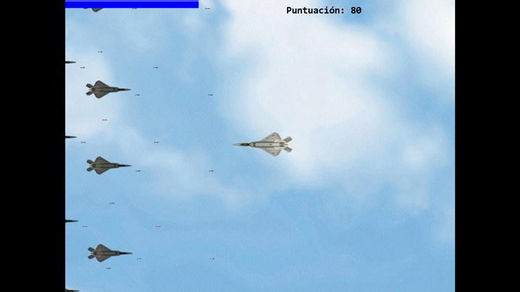 CombatAir captura de pantalla 0