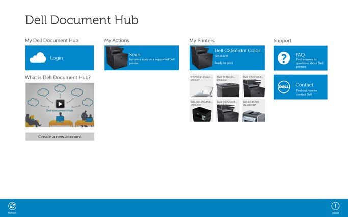 Dell Document Hub screen shot 0