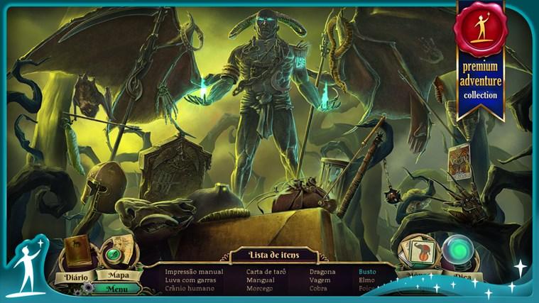 Dark Arcana: O Parque de Diversões captura de tela 4