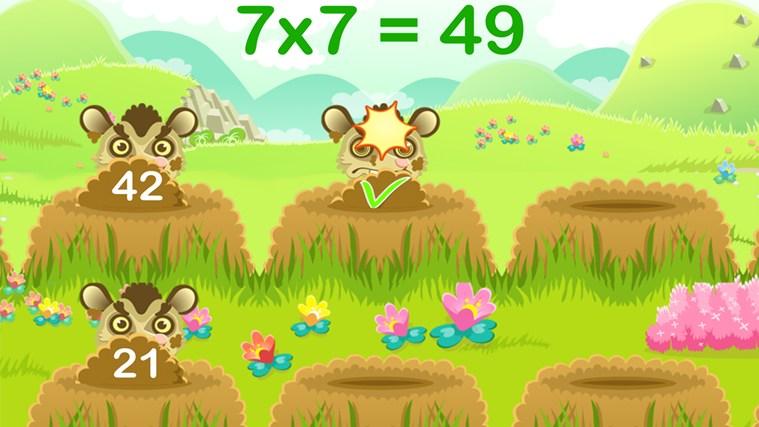 Révise tes tables de multiplication capture d'écran 2