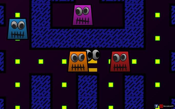 PAC-PAC captura de tela 2