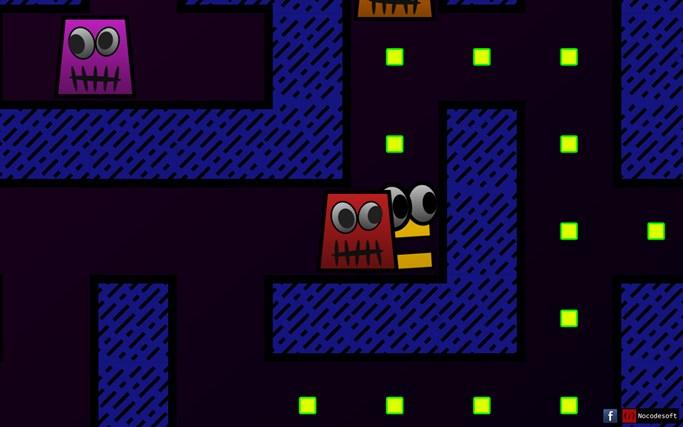 PAC-PAC captura de tela 4