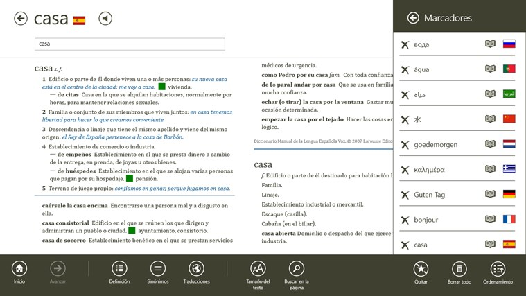 Dictionary Pro screen shot 8