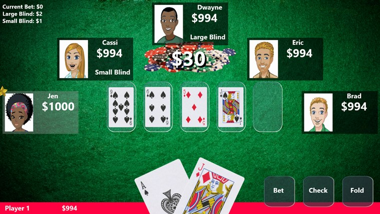 poker game apps