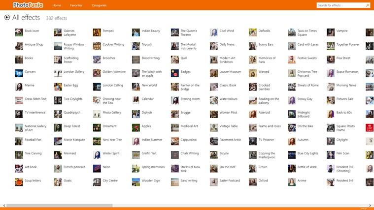 PhotoFunia screenshot 8