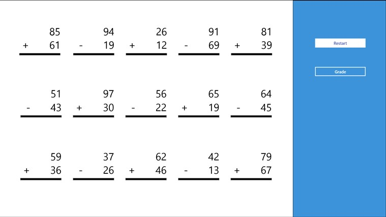 Mixed Math Worksheets | ABITLIKETHIS