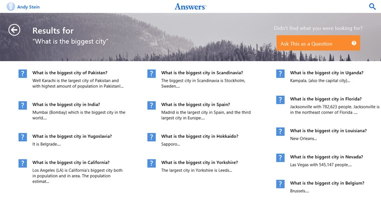 Answers.com Screenshot 6