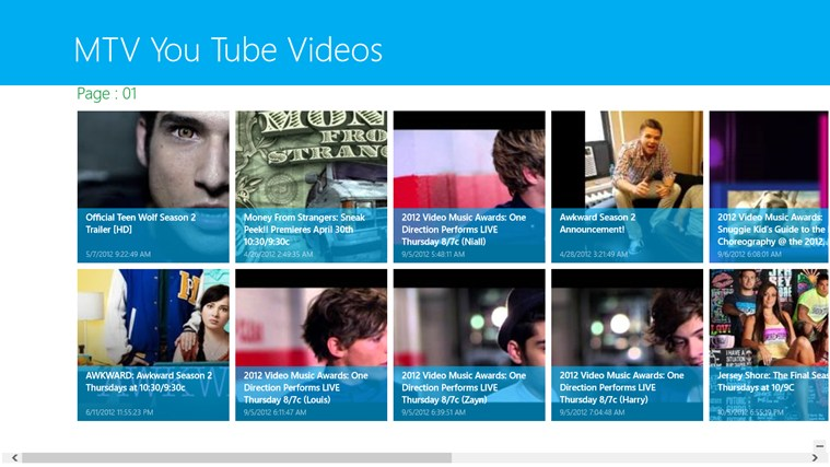 mtv you tube videos for windows 10 free download on 10 app