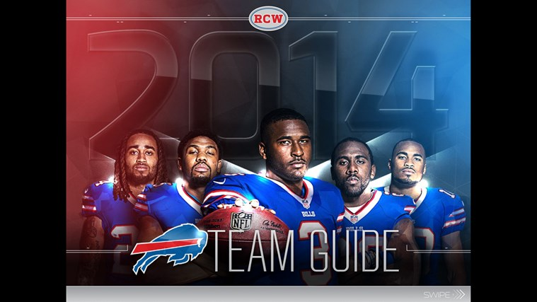 Buffalo Bills Touch screen shot 4