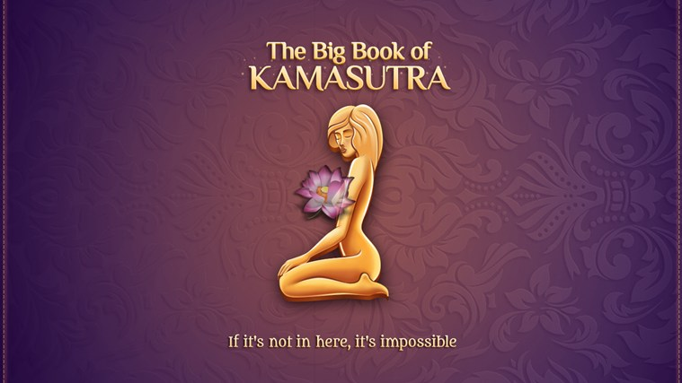 Kama Sutra App The big book of kamasutra